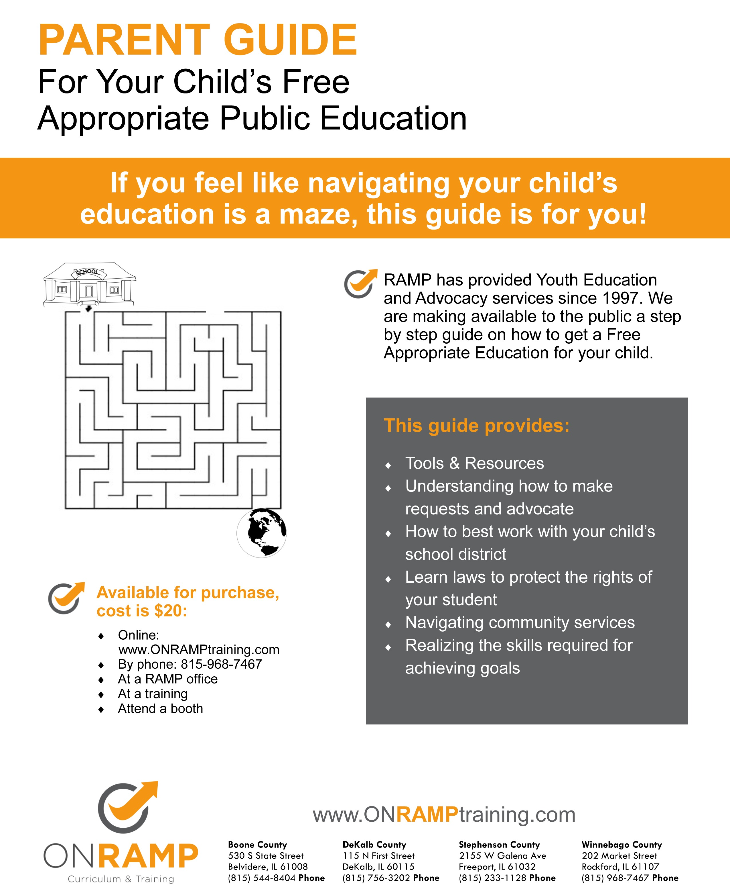 What Is Appropriate Education For >> Parent Guide For Your Child S Free Appropriate Public Education
